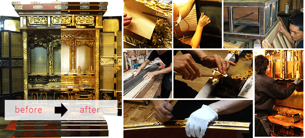 工匠館では多数の実績があり、多くのお客様にご好評いただいております
