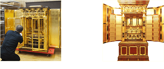 分解洗浄・クリーニングケース4のビフォーアフター